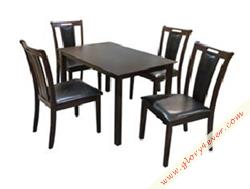 VALCO DINING SETS (1+4)